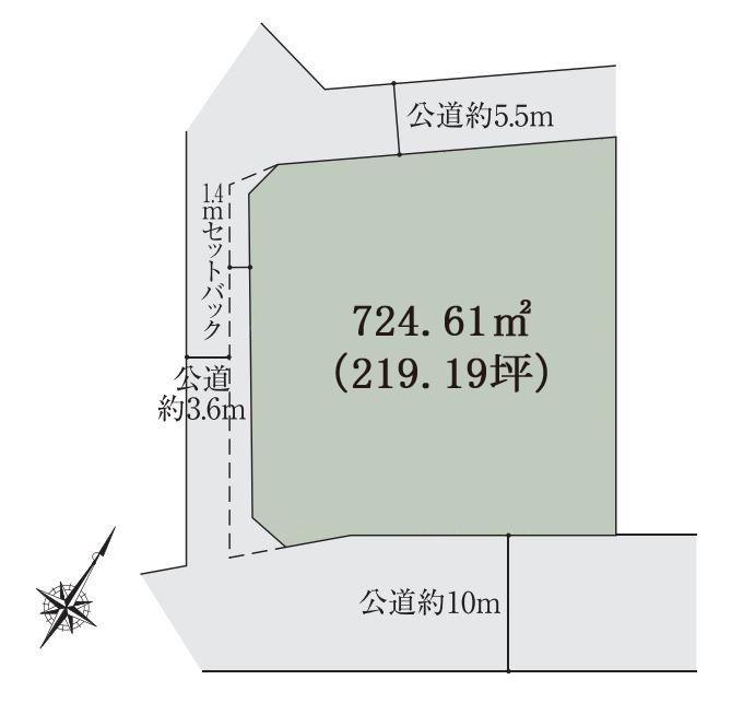 ウィズフォレスト鳥ヶ地(建築条件付宅地分譲)