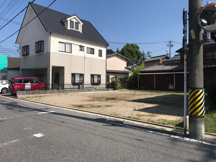 岡崎市井田(建築条件付宅地分譲)